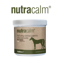 Nutracalm supplements for stressed horses