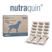nutraquin 120 for dogs